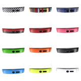 De gloednieuwe ABS Materiële UV Beschermde Roze Dekking van de Stijl USB van de Kleur voor Clubman van Mini Cooper F54 (1PC/Set)