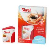 Additif alimentaire de l'Aspartame comprimés effervescents Café Suger