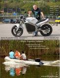 motor eléctrico de la motocicleta del motor de 10kw BLDC/motor del coche eléctrico