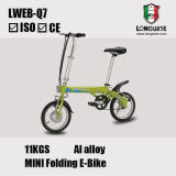 mini Vouwbare Elektrische Fiets 14 '' (lweb-Q7)