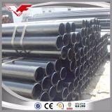 Dn15--Tubo verniciato nero dell'acciaio dolce di Dn200 ERW