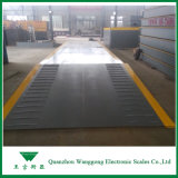 10t-200t Weighbridge électronique pour Mill Feed