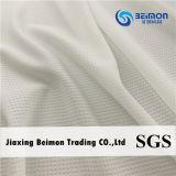 Spandex en nylon, tissu d'extension de piste, tissu de Micro-Maille pour des vêtements de sport, tissu décoratif de jacquard