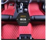 XPE 벤즈 Cla260 (2014-2016년)를 위한 가죽 5D 차 매트