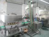 Torção da linha fora da máquina do parafuso de tampão para o frasco de vidro