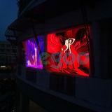 P10 annonçant l'écran extérieur polychrome d'Afficheur LED