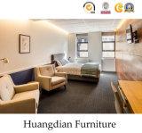 簡単な様式セットされる暖かいカラーシリーズアパートの家具(HD004)