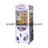 Interior niños muñeca juguetes mini garra Máquina Máquina expendedora