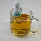 Силиконовый чехол для приготовления чая и мешок Food Grade Руководство по ремонту для приготовления чая и силиконового герметика чайный фильтр