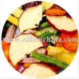 Le vide Fried Mixed Fruits & légumes Chips// Les croustilles de légumes Légumes Snacks