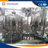PLC контролирует машину завалки 3in1 стеклянной бутылки
