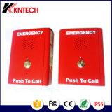 Telefone Emergency impermeável de auto seletor do alarme do telefone SOS do intercomunicador do elevador