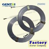 Fil en acier d'extracteur de câble de ressort en métal