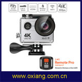 "4k HD WiFi Sports Vorgangs-Kamera 2.0 "" videokamerarecorder des LCD-16MP Tauchens-DVR"