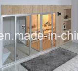 Sauna combinada a vapor do projeto do clube para multi-pessoa com personalização (AT-8642)