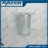 Separador de petróleo do gás do compressor de ar do parafuso da fonte de Ayater