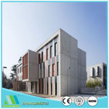 Декоративная доска силиката кальция изоляции внешней стены доски для потолка/торгового центра/универмага
