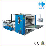 Tissue Facial 3 Lanes Folding Machine