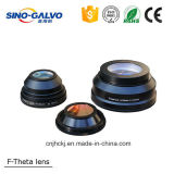 Optische F-Theta Lens voor de Scanner van Galvo van de Laser van Co2
