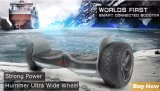 Ultra Hoverboard Hummer Batería Samsung Auto Moto 2 ruedas equilibrio eléctrico de monopatín Scooter