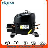 LBP hermétique 220V du compresseur Qd75yg à C.A. de surgélateur de pièce de réfrigération de Sikelan du réfrigérateur domestique R600A de réfrigérateur