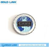 Pièce de monnaie faite sur commande d'enjeu de souvenir de pièce de monnaie en métal de cadeau de promotion