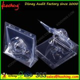 Koohing Clamshell de plástico transparente, Blister doble Clamshell Embalaje