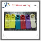 Tag de orelha animal plástico de venda superior dos carneiros do gado dos equipamentos veterinários