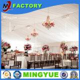 알루미늄 구조 옥외 당 결혼식 천막을%s 주문을 받아서 만들어진 방수 PVC