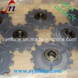 Roda Chain Ductile de carcaça de areia do ferro