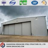 Sinoacme Fertigmetallrahmen-Stahlkonstruktion-Flugzeug-Hangar