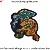 Zona del ricamo di disegno del leone personalizzata commercio all'ingrosso per gli indumenti (YH-EB135)