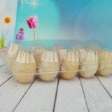 Embalagem de alimentos para PVC caixa de ovos de recipiente (bandeja de plástico)