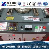 Fabricante China de hierro Semiautomática máquina para curvar tubos de acero