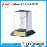 3D High Precision Crystal Inner Laser Gravure Machine Prix