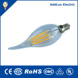 4W 6W 8W 10W E14 B22 la atenuación de la luz de velas LED