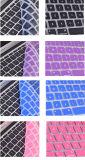 Водоустойчивое предохранение от клавиатуры покрывает цветы силикона для компьтер-книжки