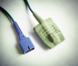 Datex oxy-C3 10pin-dB9 SpO2 de Kabel van de Adapter