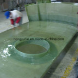 FRP ou purificador da fibra de vidro de remover os sólidos na água