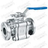 Vacío de alta presión de alta calidad de la válvula de bola