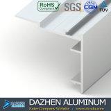 Aluminiumstrangpresßling-Profil für Libyen-Markt-populäre Typen mit kundenspezifischer Farbe