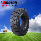 Pneumático contínuo 18X7-8 de China para pneus do Forklift de Linde