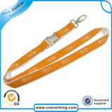 Polyester Matériel Divers Custom Customized Tissé / Satin / Nylon Neck Lanyard