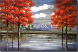 La peinture moderne paysages Peinture d'huile de la peinture décorative