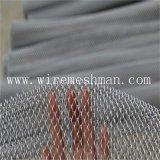 Het kleurrijke Gordijn van de Rol van het Netwerk van de Draad van het Metaal Decoratieve voor Gordijn