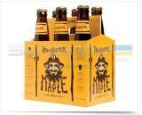 Contenitori di elemento portante del cartone della bottiglia da birra