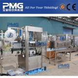 Machine à étiquettes de rétrécissement de plastique de bouteille d'éloge élevée