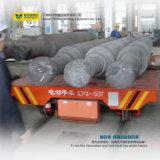 Transport plat électrique de véhicule de transport de charges lourdes d'utilisation de métallurgie