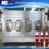 Il fornitore della fabbrica gassoso beve in bottiglia facendo la pianta del macchinario di materiale da otturazione