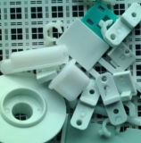 Kundenspezifische Plastikteile gebildet wie pro Zeichnung oder Probe